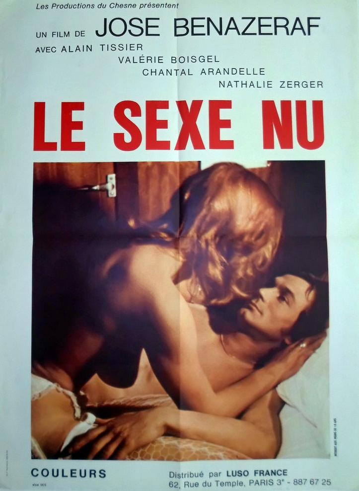le sexe nu le sexe Latines
