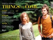 Things to Come - Poster - UK