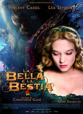 La Belle et la Bête - Poster - Italy