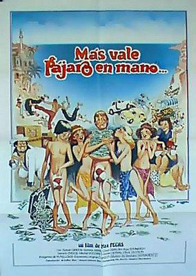Who Is That Splashing in the Mediterranean? - Poster Espagne