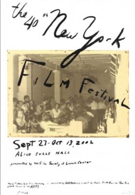 New York Film Festival (NYFF) - 2002