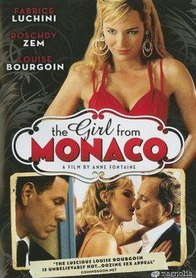 The Girl from Monaco - Poster - USA