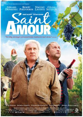 Saint Amour - Poster - Sweden