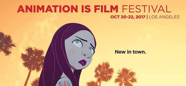 3 películas francesas han sido presentadas con éxito en el primer Festival «Animation Is Film» de Los Ángeles