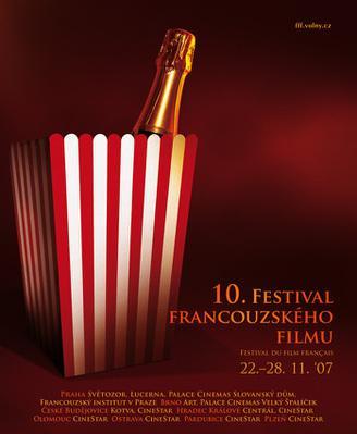 Festival de Cine Francés en la República Checa - 2007