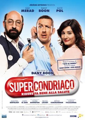 Supercondriaque - Poster - Italy