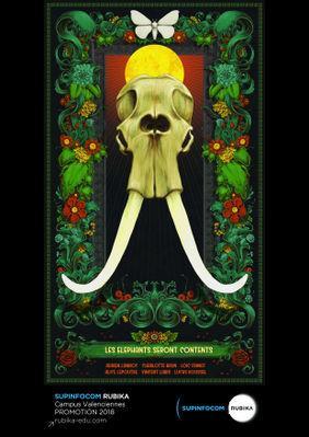 Les Éléphants seront contents