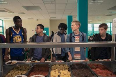 School Life - © Gaumont - Mandarin Production - Kallouche Cinéma