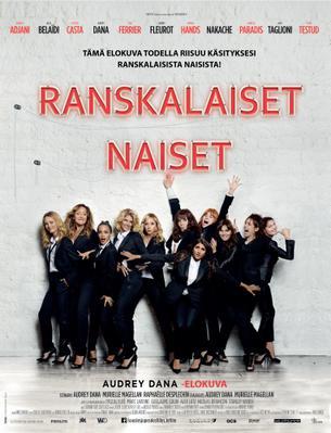 Sous les jupes des filles - Poster - Finland