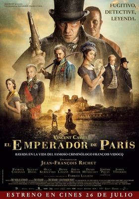 L'Empereur de Paris - Poster - Spain
