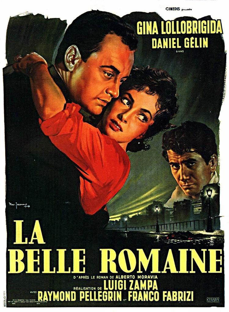 La Belle Romaine