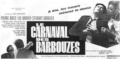 Le Carnaval des barbouzes