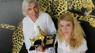 Jean-Claude Brisseau remporte le Léopard d'or à Locarno