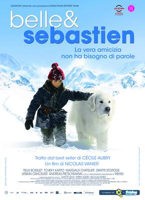 Belle and Sébastien - Poster - Italy